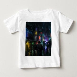 Morgen für Leute der Nacht Baby T-shirt