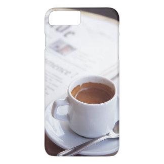 Morgen latte iPhone 8 plus/7 plus hülle