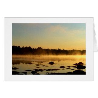 Morgen-Nebel Karte