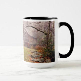 Morgen-Nebel Tasse