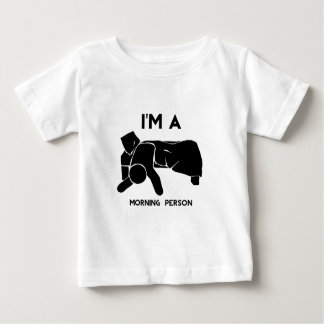MORGEN-PERSON BABY T-SHIRT
