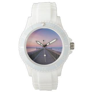 Morgen-Pier Armbanduhr