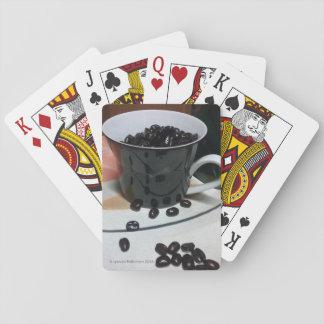 Morgen-Schale Spielkarten