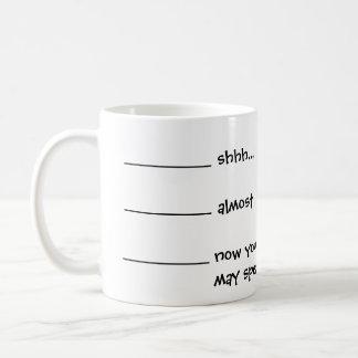 Morgen-Tasse Tasse