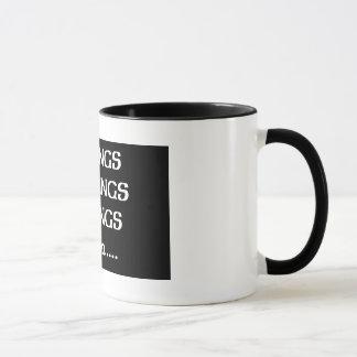 Morgenkaffee-Tasse Tasse