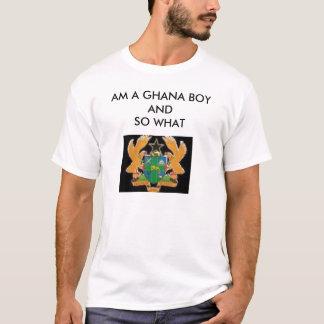 MORGENS EIN GHANA-JUNGE UND SO WAS T-Shirt