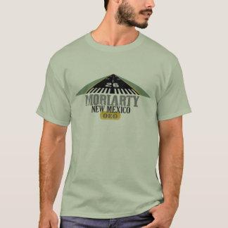 Moriarty New Mexiko - Flughafen-Rollbahn T-Shirt