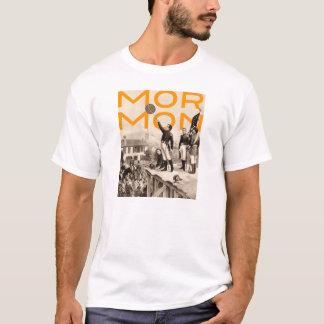 Mormonischer Geschichtscafeteria-T - Shirt