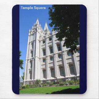 Mormonischer Tempel (LDS) in Salt Lake City, Utah Mousepad