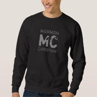 Mormonisches christliches Schweiss-Shirt Lux Sweatshirt