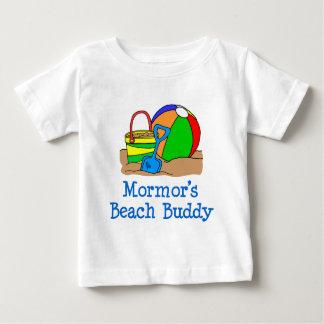 Mormors Strand-Freund Baby T-shirt