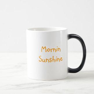 Mornin Sonnenschein Verwandlungstasse