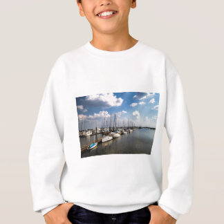 Morningstar-Jachthafen-Segelboote Georgia USA Sweatshirt