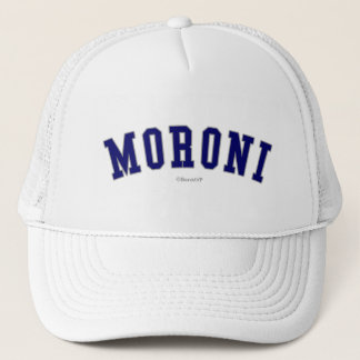 Moroni Truckerkappe