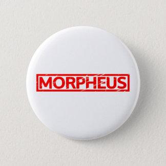 Morpheus Briefmarke Runder Button 5,7 Cm