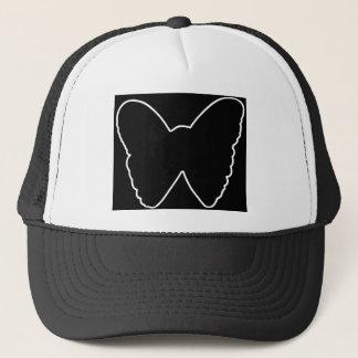Morpho Schmetterling Truckerkappe