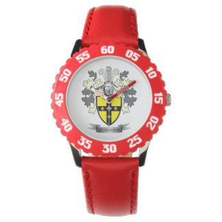 Morrison-Familienwappen-Wappen Armbanduhr