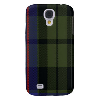 Morrison schottischer Tartan Samsung rufen Fall an Galaxy S4 Hülle