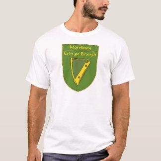 Morrissey 1798 Flaggen-Schild T-Shirt