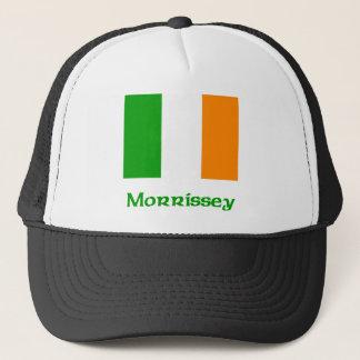 Morrissey Iren-Flagge Truckerkappe