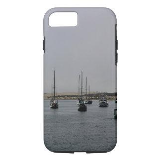 Morro Bucht-Segelboot-Telefonkasten iPhone 8/7 Hülle