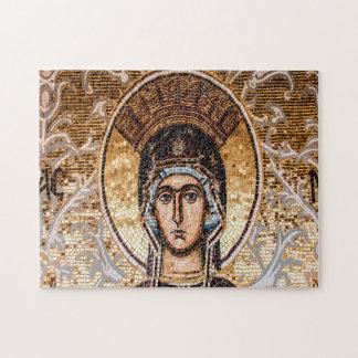 Mosaik-Agia Napa Jungfrau Mary Zypern Puzzle