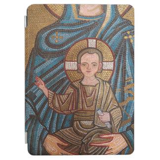 Mosaik des Babys Jesus iPad Air Hülle