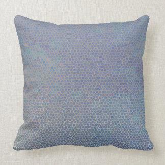 Mosaik-Druck-Effekt Kissen