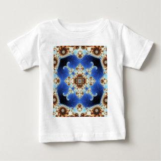 Mosaik-Fraktal 9 Baby T-shirt