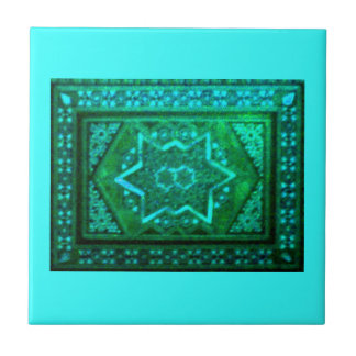 Mosaik-Kasten-Puzzlespiel Keramikfliese