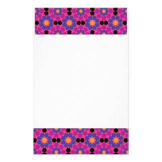 Mosaik-Muster Briefpapier