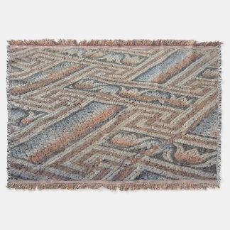 Mosaik-Muster-Decke Decke