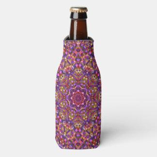 Mosaik-Muster-Kaleidoskop-Flasche cooler Flaschenkühler