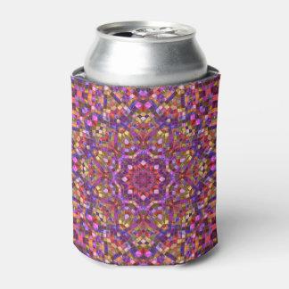 Mosaik-Muster   kaleidoskop   kann cooler Dosenkühler