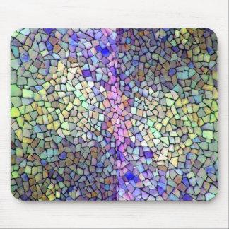 Mosaik-Muster Mauspads