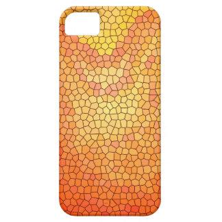 Mosaik 'Sonnenaufgang' Etui Fürs iPhone 5