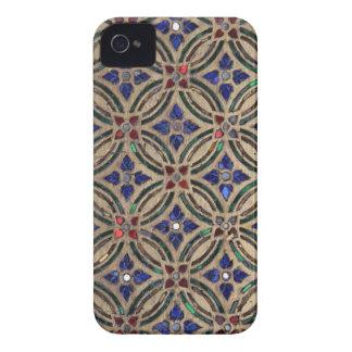Mosaikfliesen-MustersteinglasFoto iPhone 4S iPhone 4 Etuis