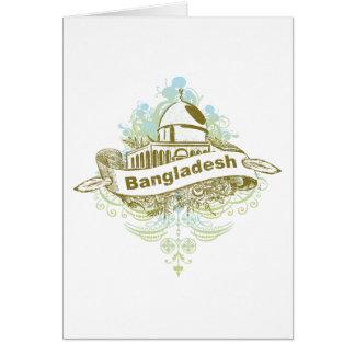 Moschee Bangladesch Karte