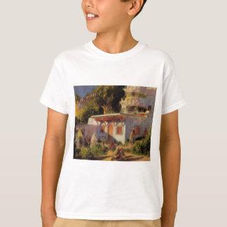 Moschee in Algier durch Pierre-Auguste Renoir T-Shirt