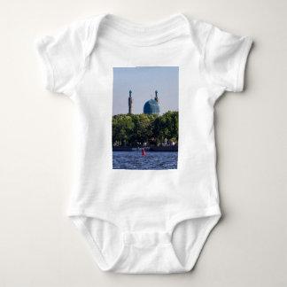 Moschee St Petersburg Russland Baby Strampler
