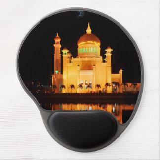 Moschee SultanOmar Ali Saifuddin Gel Mousepad