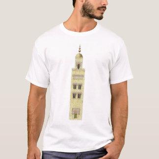 Moschee von Cordoba Spanien. Minarett des 10. T-Shirt