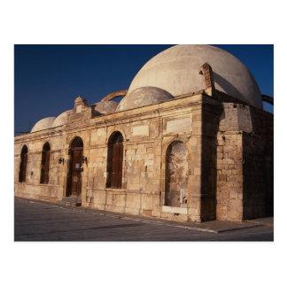 Moschee von Hassam Pasha, Xania, Kreta, Postkarte