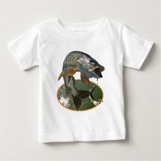 Moschusartige 6 baby t-shirt