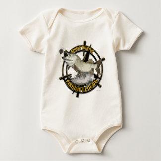 Moschusartige Jägerlegende Baby Strampler