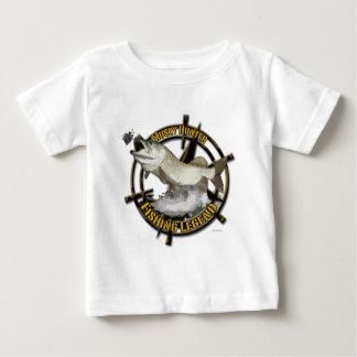 Moschusartige Jägerlegende Baby T-shirt
