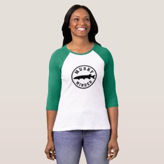 MOSCHUSARTIGER GEKÜMMERTER T - SHIRT-FRAUEN T-Shirt