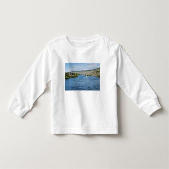 Mosel in Bernkastel-Kues Kleinkind T-shirt