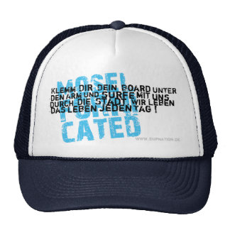 Moselfornicated. Jeden Tag. Retrokultcap