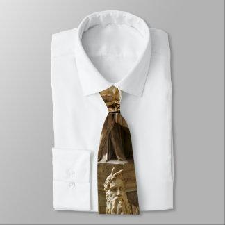 Moses durch Michelangelo Krawatte